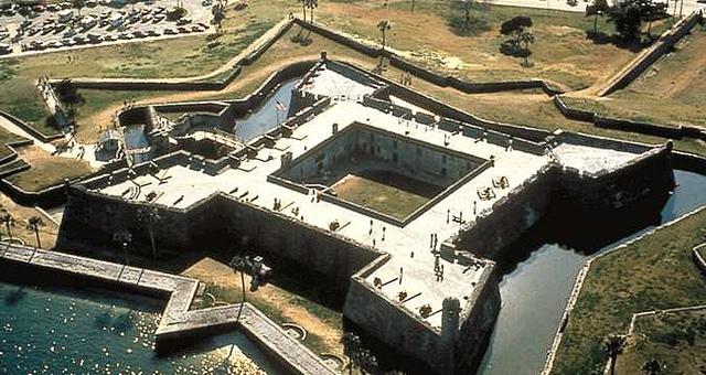Castillo de San Marco Florida