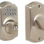 Schlage Keypad Deadbolt Lock