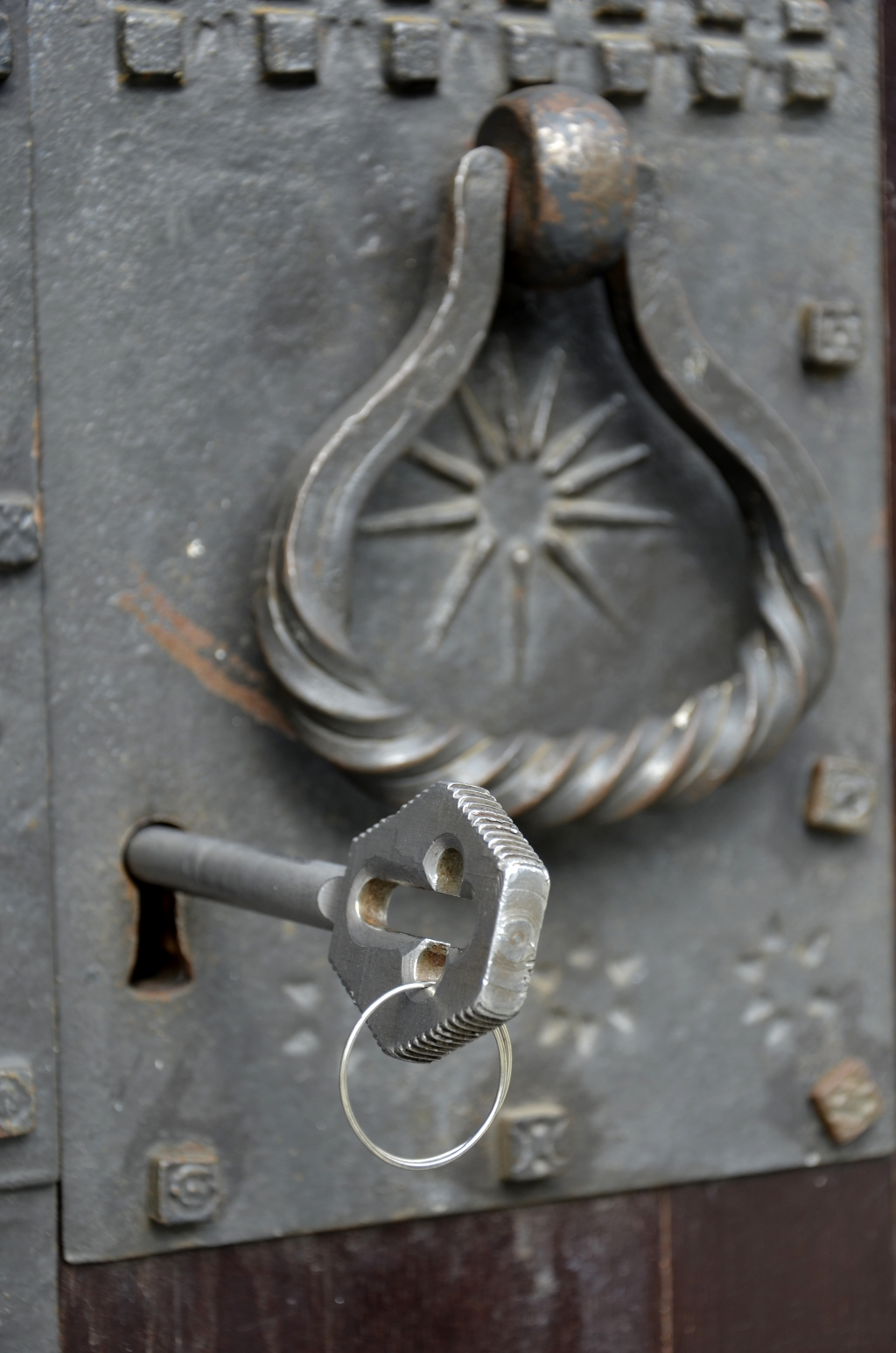 How Does A Skeleton Key Work