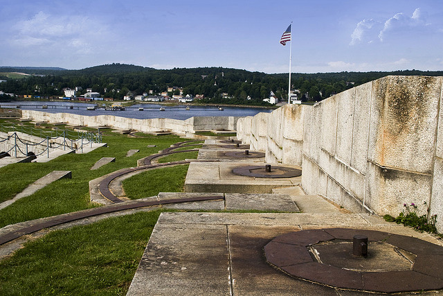 fort knox ramparts