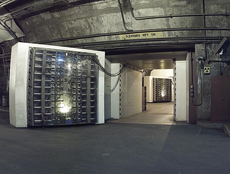 norad blast doors
